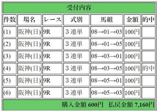 2018年12月9日阪神9R7160円3連単.jpg