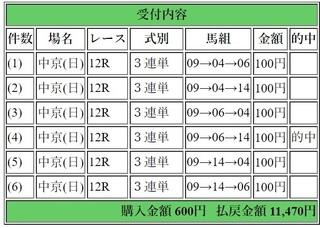 2019年3月17日中京12R11470円3連単.jpg