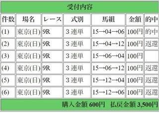 2019年6月16日東京9R3500円3連単.jpg