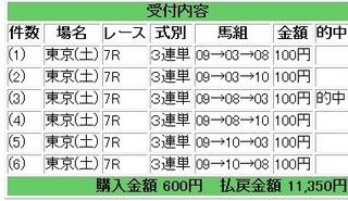 2011年4月30日東京7R11350円.jpg