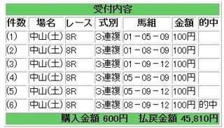 2012年12月15日中山8R45810円3連複.jpg