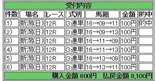 2013年10月06日新潟12R8100円 keiba.jpg