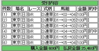 2013年11月17日東京9R25460円 keiba.jpg