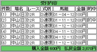 2013年3月15日中山12R3870円3連複 keiba.png