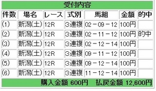 2013年5月18日新潟12R12600円3連複.jpg