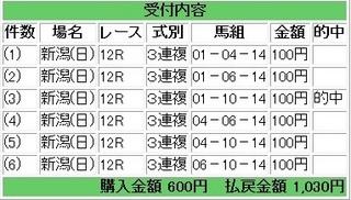 2013年5月19日新潟12R1030円3連複.jpg