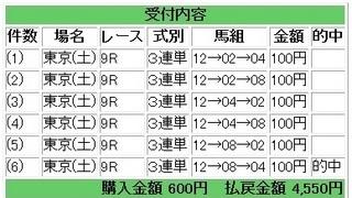 2013年6月8日東京9R4550円.jpg
