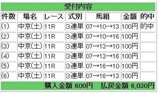 2013年7月13日中京11R6030円.jpg