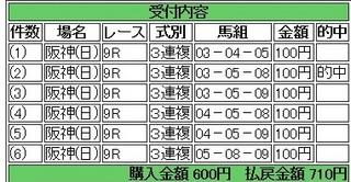 2013年9月8日阪神9R710円3連複.jpg