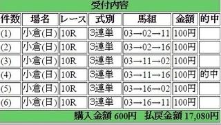 2015年8月16日小倉10R17080円 keiba.jpg