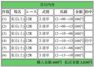 2018年6月2日東京12R3030円3連単.jpg